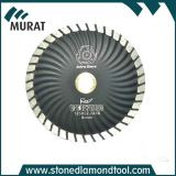 "5′"" Diamond Turbo Cutting Saw Blade for Marble/Granite/Engineer Stone"