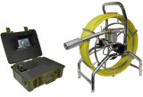 Inspect Sewer, Drain Pipe Camera Video Record Self-Levelling Inspection Camera