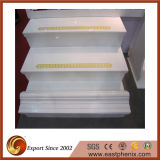 Hot Sale Crystallized Glass Stone Stair for Buliding Material