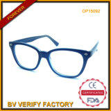 Hot Selling Optical Frames with Dark Blue Color (OP15092)