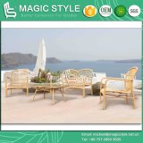 Round Rattan Sofa Set New Design Outdoor Furniture Rattan Furniture Patio Furniture Garden Furniture Wicker Chair Stackable Sofa