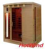 2017 Far Infrared Sauna for 4 Person-Cp4