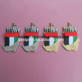 Custom UAE Badge, Magnet UAE Lapel Pin, UAE National Day Badge