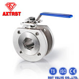 DIN Italy Type Ball Valve with ISO5211 Mounting Pad