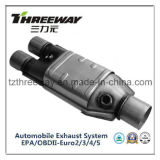 Car Exhaust System Three-Way Catalytic Converter #Twcat051