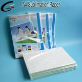 A4 Inkjet Printer Heat Transfer Sublimation Paper for Hat / Ceramics / Mugs / T-Shirts / Mouse