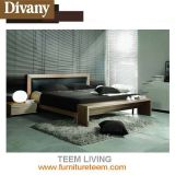 New Modern Design Bedroom Furniture Set Fabric Bed