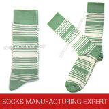 Men′s Bamboo Stripe Sock