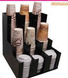 Custom Acrylic Paper Coffee Cup Holder