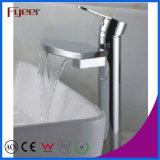 Fyeer High Arc Big Spout Waterfall Basin Tap (Q3006H)