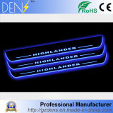 LED Door Sill for Volkswagen VW Passat LED Moving Scuff Plate Light Welcome Pedal Side Step