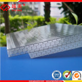Polycarbonate Sheet PC Multiwall Hollow Roofing Sheet for Greenhouse