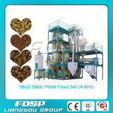 Hot Sale Poultry Feed Press Line for Sale (SKJZ5800)