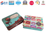 Girls′ Favor Makeup Kits Makeup Storage Tin Box Jy-Wd-2015112713120103