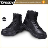 Army Men′s Tactical Boots Desert Outdoor Hiking Boots