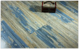 Household 8.3mm E1 AC3 Crystal Walnut Waxed Edged Laminated Flooring
