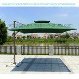 Hot Sale Promotional Garden Banana Umbrella/Garden Parasol