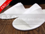 Non-Woven Fabric Disposable Hotel Slippers with Cheapest Price