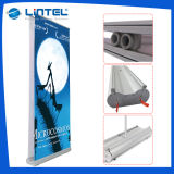 Clip Rail Roll up Aluminum Roll up Banner Stand (LT-0T)