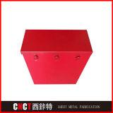 China Factory Custom Made Metal Cash Box