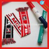 Club Team Knitted Custom Soccer Football Scarf