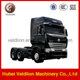 6X4 Tractor Head for Towing Container Semi Trailers