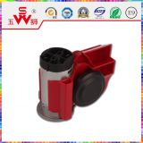 Red Color Auto Air Horn for Electricmobile