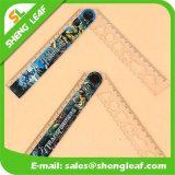 Colorful PVC Ruler with Cartoon Logo Printing (SLF-RR018)