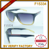 Unsex Individuality Multicolor Sunglasses with Free Sample (F15334)