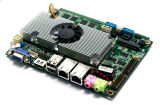 3.5inch Motherboard Intel Atom D2550 POS Motherboard with DC Power