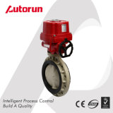 Electric Plastic Pph Butterfly Valve