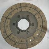 Brake Disc Lining Plate for Tower Crane 51.5kw Electric Motor