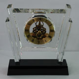 Manager Office Room Decoration Big Crystal Clock