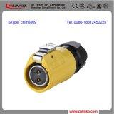 Circular Cable Power Waterproof Connectors Lp20
