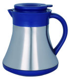 Blue Double Wall Stainless Steel Pitcher Svp-1000fp