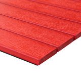 Modern Patio Polywood Table Top (PLY-012 red)