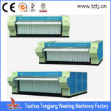 Single/Double/Three Rollers Industrial Ironing Machine Flatwork Ironer with Steel Pallet