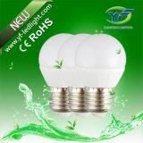 85-265V 3W 4W Lighting Bulb with RoHS CE SAA UL