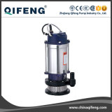 0.5-1 HP Stainless Steel Auto Contorl Clean Water Submersible Pump with Float