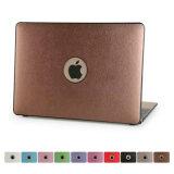 Brown Silk Pattern PU Case for 15.4 Inch MacBook Retina