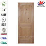 32 in. X 80 in. 2-Panel Knotty Alder Door Slab