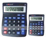 10 Digits Dual Power Medium Size Desktop Calculator (LC238B-10D)