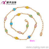Xuping Fashion Necklace 18k Gold Color Lantern Decoration (42499)