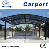 Durable Prefab Polycarbonate Roof and Aluminum Carport