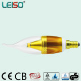 CREE Chip E14/B15 Scob Candle Bulb
