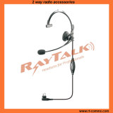 Light Headset with Noise-Cancelling Boom Microphone (RHS-0328)