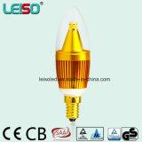 5W CREE Chip Scob LED Candle Lamp Bulb (LS-B305-GB)