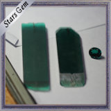 High Quality Lab Created Emerald Rough Jewelry From Russia