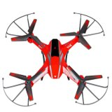 277A8c-Counterattack RC Quadcopter Helicopter 2.4GHz 4CH 6 Axis Gyro 360 Degree Eversion One Key Roll 2.0MP Camera