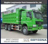 Cnhtc Sinotruk HOWO 6X4 10 Wheeler Dump Truck